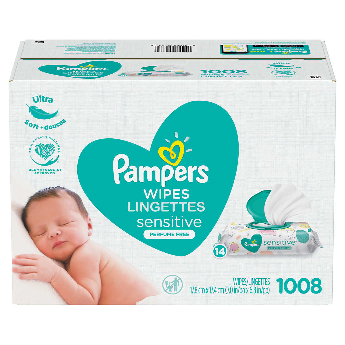 costco baby wipes